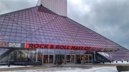 Rock&Roll Hall of Fame Cleveland