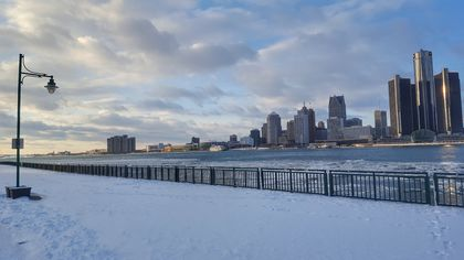 Detroit from Windsor