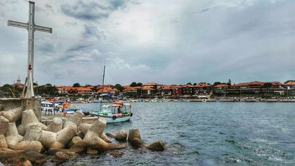 Nesebar Old Town Port