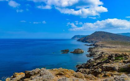 Asinara National Park in Sardinia